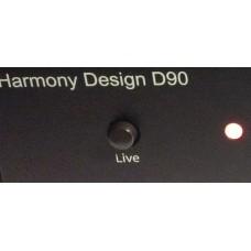 Harmony Design DAC D90