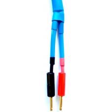 Lukase Speaker Cable, Blue Line /par, välj 2/3/4/5 meter