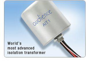 Audio transformator